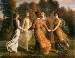 Anne-Francois-Louis-Janmot-xx-The-Poem-of-the-Soul-Rays-of-the-Sun-xx-Musee-des-Beaux-Arts-Lyon
